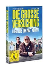 DIE GROßE VERSUCHUNG - LÜGEN BIS DER ARZT KOMMT  DVD NEU