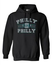 Philly Philly Philadelphia Champion Football Sports DT Sweatshirt Hoodie