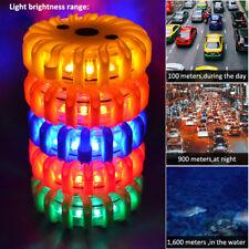 Car Safety Flashing Roadblock Beacons Warning Flares LED Strobe Lights SOS Lamp