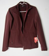 North Face Women's APEX BIONIC 2 Soft Shell Jacket  Sequoia Red Sz. Medium NWOT