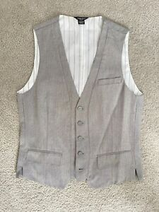Guess Men's Dress Vest in size Medium
