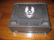 HALO 5 GUARDIANS AMMO TIN Lunch Box RARE Lootcrate Exclusive Mint Condition LN