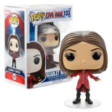 New Marvel Captain America Civial War Scarlet Witch Pop Figure FUNKO Official