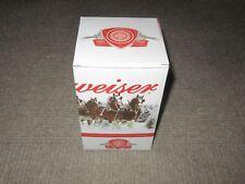 Budweiser Holiday Stein 2011 Edition New In Box (NIB)