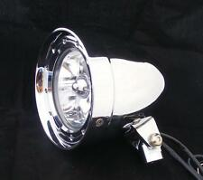 "LED BLINKERS / MARKERS 5-3/4"" HARLEY -  8 INCH HEADLIGHT SOFTAIL DYNA HEAD LIGHT"