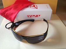 7 Eye by Panoptx Sunglasses Shaun Black Tortoise/Sharpview Gray 815546 New