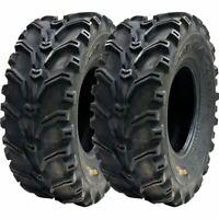 TWO NEW KENDA BEAR CLAW ATV TIRES 6 PLY 25X12.50-12