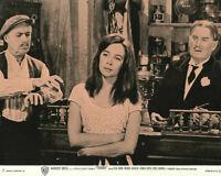 "LESLIE CARON MAURICE CHEVALIER CHARLES BOYER FANNY ORIG 8X10"" LOBBY CARD #A2551"
