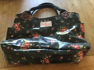 Cath Kidston Green Floral Bag