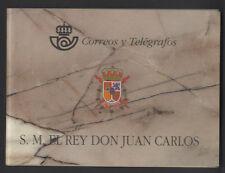 ESPAÑA - CARNET DEL REY 1998 (EDIFIL 3544C) - ¡EMISION ESPECIAL RECOMENDADA!