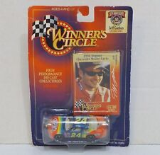 "NEW! 1997 Winner's Circle ""Jeff Gordon"" Lifetime Dupont #24 1:64 Diecast {4338}"