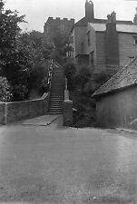 1910s RYE Castle Antique Photographic Glass Negative (East Sussex)