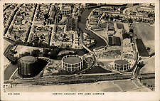 Oxford Gaslight & Coke Company Aerial View by SFS.