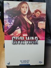 Hot Toys Scarlet Witch Captain America Civil War MMS370