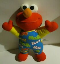 Teach Me Elmo Talking Plush 1996