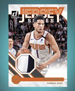 2020 Donruss Jersey Series Patch - DEVIN BOOKER (Panini NBA Dunk digital Card)