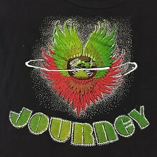 Vintage Journey Extra Small T-Shirt 2-sided Band Rock Jazz Blues Bar Tour Music