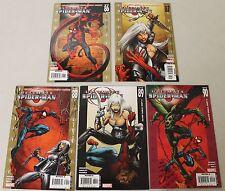 Marvel: Ultimate Spider-Man: Silver Sable (V1) (2000) #86-90