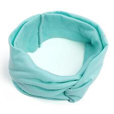 Fantastic Cotton Turban Twist Knot Head Wrap Headband Twisted Knotted Hair Band