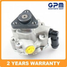 New Power Steering Pump Fit for BMW 3 E46 320 320i 320Ci 323 323i 328 330 98-07