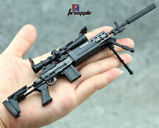 "MK14 MODO Sniper Rifle Weapon Gun For 1/6 Scale 12"" Action Figure 1:6 Model Toy"