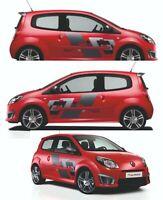 Renault twingo RS Kit complet Stickers autocollants adhésifs voiture automobile