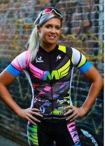 JLVelo MacKenzie Madison Women's SDP Cycling Jersey size Medium