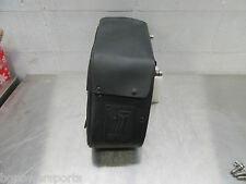 EB170 2010 HARLEY DAVIDSON DYNA FXDF FAT BOB LH LEFT SOFT SADDLE BAG