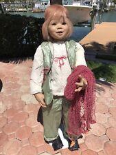 """Annette Himstedt 31 1/2� Doll """"Kadri� Le 287/377 Kinder Year 2006"""