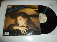 RITA COOLIDGE - Inside The Fire - 1984 UK 10-track LP