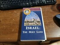 Vintage Clam Shell BETA TAPE - Betamax Video NOT VHS -- Israel - Holy Land
