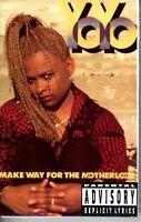 Yo-Yo Make Way For The Motherlode 1991 Cassette Tape Album Hiphop Ice Cube Yo Yo