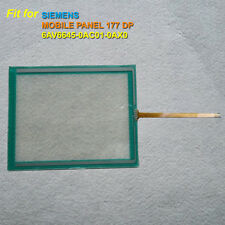 Touch Screen Glass for SIEMENS SIMATIC Mobile Panel 177DP 6AV6645-0AC01-0​AX0