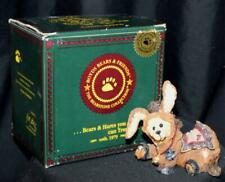 Boyds Bears and Friends Bearstone Nativity Series 3 2408 Essex as Donkey