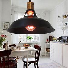 Kitchen Ceiling Lamp Fixtures Vintage Bar LED Lighting Dining Room Pendant Light