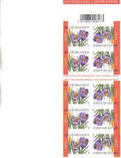 BELGIUM 2003 flower booklet  MNH** b41