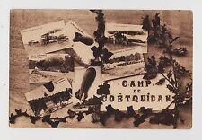 Camp de Coetquidan,France,7 Vignettes of Balloons & Bi-Planes,World War I,c.1914