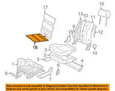 AUDI OEM 96-01 A4 Quattro Seat Heater-Element 8D0963557C