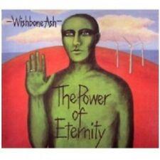 WISHBONE ASH - THE POWER OF ETERNITY  CD 10 TRACKS CLASSIC ROCK & POP NEU