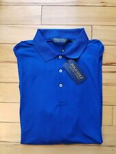 Polo Golf Men's Shirt Ralph Lauren Large Saphire Star NWT$97.50. CAMISA POLO