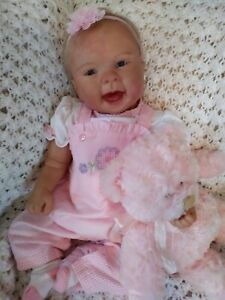 Nala reborn baby By Sandy Faber Sold Out Edition