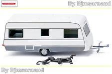Caravane Dethleffs 530 WIKING - SAI 2699 - Echelle 1/87