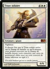 Titan solaire - Sun titan - Magic mtg