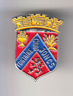 RARE PINS PIN'S .. TOURISME BLASON ARM LION LEO FONTAINE DES JONCS 91 ~BU