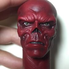 HYDRA 1/6 Red Skull Head Sculpt For Hot Toys Figure Body CAPTAIN AMERICA HW/Neck