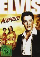 PAUL LUKAS,ELVIS PRESLEY URSULA ANDRESS - ACAPULCO ELVIS 30TH   DVD NEW+