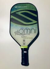 Selkirk Sport Pickleball Paddle Omni AMPED Green PetersonSignature Midweight New