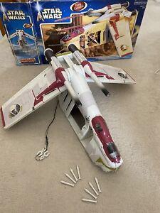 Republic Gunship Star Wars Attack Of The Clones 2002