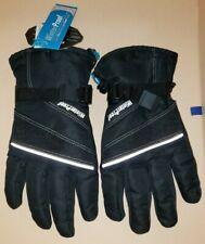 New listing Winter Proof Ski Gloves Men's Medium Black Nwt!
