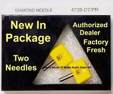 SEEBURG Record Player Needle Stylus Pickering JukeBox Showcase 4728-D7 3407 V204